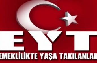 AKP EYT'lileri gündeme aldı
