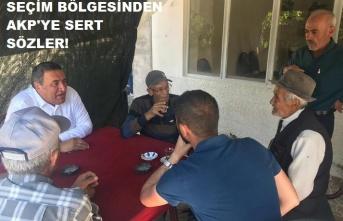 CHP'li Gürer'den AKP'ye 'Niğde' eleştirisi: Destekten mahrum bırakıldı