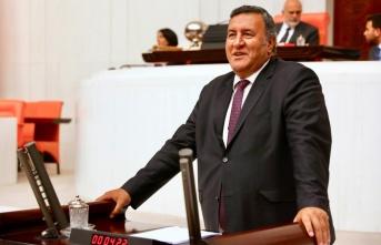 CHP Niğde Milletevekili Gürer'den Tarım Bakanına Veryansın