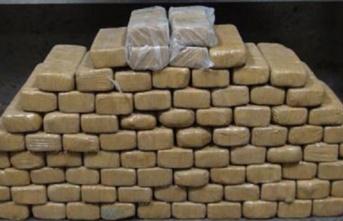 İstanbul'da yarım ton Uyuşturucu yakalandı