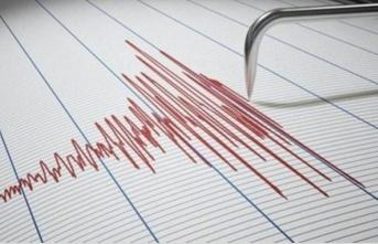 Son Dakika.... ABD'de deprem!
