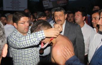 Milletvekili Yılmaz Tunç'dan Madalya
