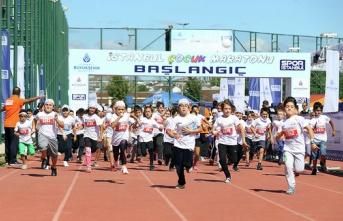 En çok çocukla dünya koşma rekoru kırıldı
