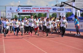 İstanbul Çocuk Maratonu Maltepe'de Yapılacak