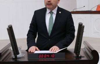 Milletvekili  TUNÇ Bartının İl Olmasının 27.Yılında Konuştu