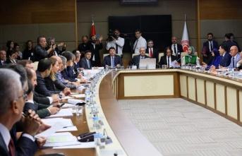 Milletvekili Tunç, yargı reformunu değerlendirdi