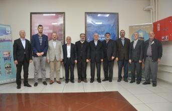 İstanbul Müftüsü Prof. Dr. Mehmet Emin Maşalı Maltepe'de