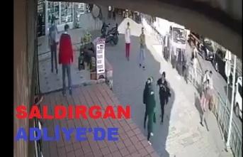 Karaköy Saldırganı Adliyede