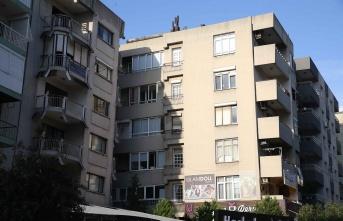 Karşıyaka'da Yatık binalar için çalışmalar başlatıldı