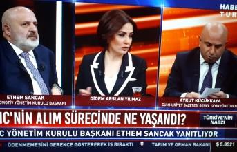 Ethem Sancak'dan Kılıçdaroğlu'na Aynaya Baksın