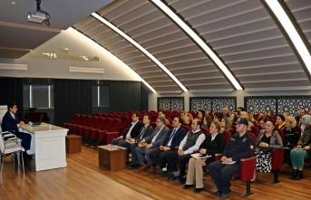 Maltepe'de CİMER Eğitimi
