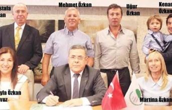 Altınordu Başkanı Seyit Mehmet Özkan'a 448 Milyon TL'lik ihtarname