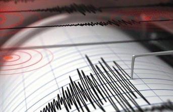 Elazığ'da 6.7 şiddetinde Deprem