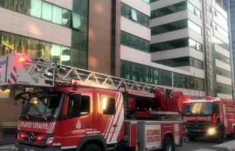 Maltepe Devlet Hastanesi'nde Çıkan Yangınla ilgili Açıklama