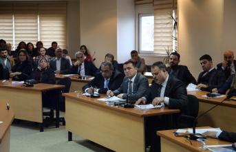 Maltepe'de 2020'nin ilk meclis toplantısı yapıldı
