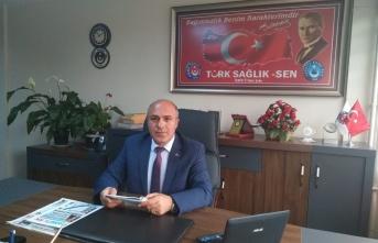 Türk Sağlık Sen Başkanı Karalama Kampanyasına Dur Dedi