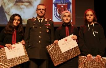 İstiklal Marşımızın kabulü yıldönümü Bergama'da anıldı