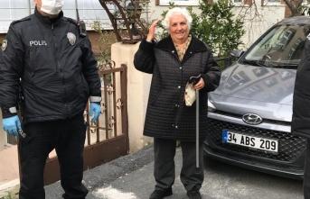 Maltepe'de Vefa Sosyal Destek Grubu Hazır