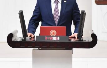 Milletvekili Tunç, tbmm'de Cezaevlerindeki Covid-19 Salgın Tedbirleri Hakkında Konuştu