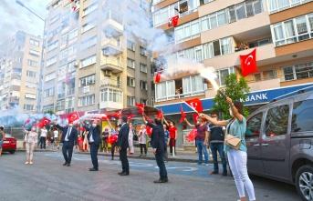 Karabağlar'da Muhteşem Kutlama