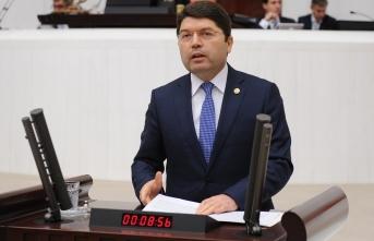 Adalet Komisyon Başkanı Tunç,Karşılıksız Çeklerle İlgili Konuştu