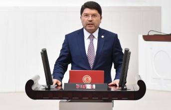 Milletvekili Yılmaz TUNÇ'tan REGAİP Kandili Kutlama Mesajı