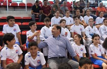Maltepe Belediyesi'nden çocuklara 6 dalda ücretsiz spor kursu