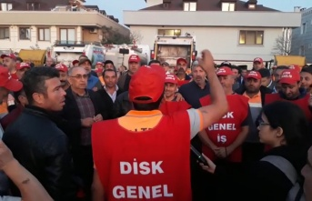 CHP'li Maltepe Belediyesi işçileri gemileri yaktı