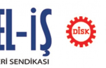 Disk Genel İş Sendikasından Basın Açıklaması