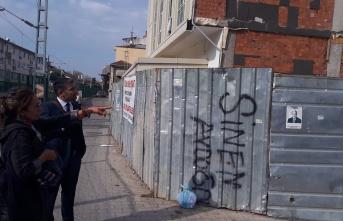 Maltepe'de Haraç Mezat Satış