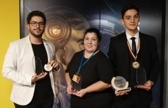 Türk öğrencilerden uluslararası başarı