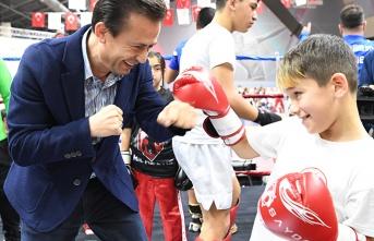 Tuzla'da Yeni Spor Sezonu Açıldı