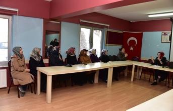 Tuzla'da Aile Destek Seminerleri Devam Ediyor
