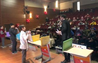 Tuzla'da Bilgi ve Yetenek Yarışması