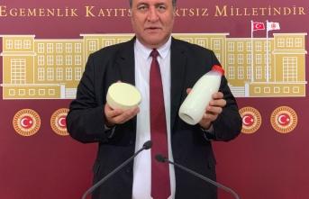 Milletvekili Gürer,Ekonomik sorunları Tarımla Aşabiliriz