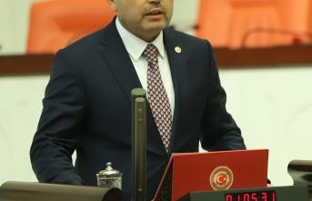 Milletvekili Tunç,Çek Kanunundaki Değişikliği Anlattı