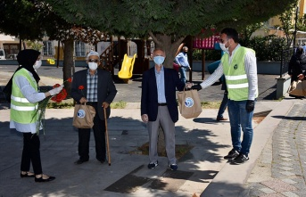 Şadi Başkandan  Tuzla'lılara Bayram Süprizi